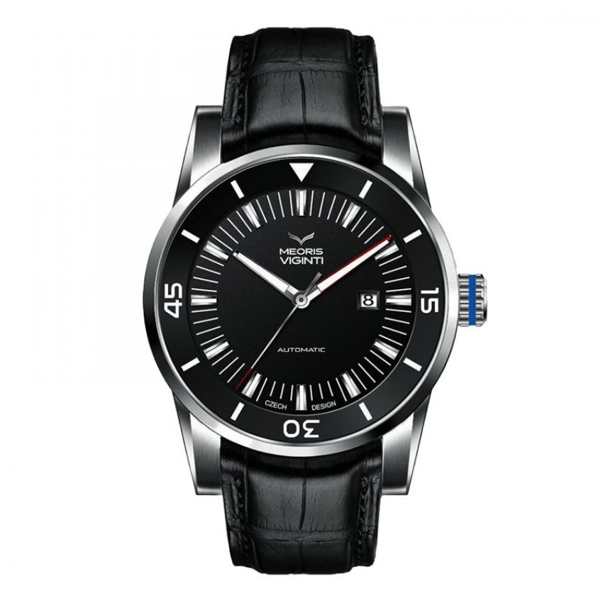 Sportovní hodinky Meoris Viginti SL Automatic limited Edition - Onyx 642a9ae15f