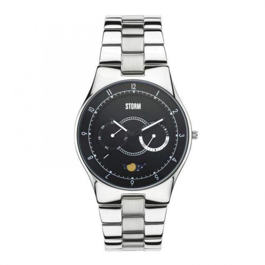 Módní hodinky Storm Alvas Black a653bb6ece