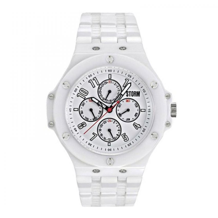 Módní hodinky Storm Quadron White 4b398a128c
