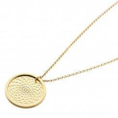 denzi necklace gold