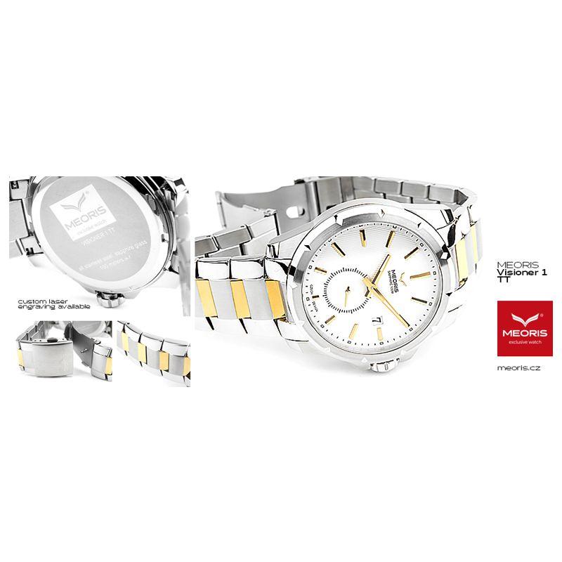Klasické a společenské hodinky Meoris Visioner 1 TT - Onyx 9cb135baa0