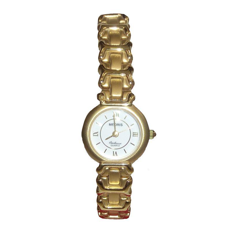 Módní hodinky Meoris Exclusive Quartz 23 K - Onyx c12d0193ea
