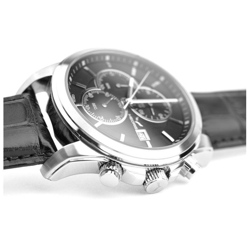 Klasické a společenské hodinky Meoris Gentleman SSB - Onyx 3671aa62b8