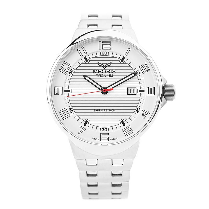 Sportovní hodinky Meoris Titanium Analog G057TiW - Onyx 521c4514dd